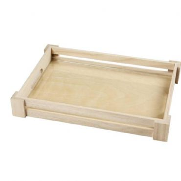 Simple Tray With Base